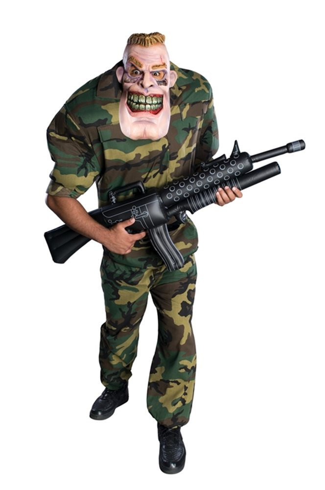 Picture of Corporal Punishment Solider Adult Costume