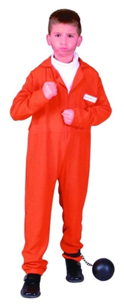 Picture of Escaped Convict Child Costume