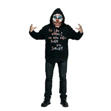 Picture of Seizures the Clown Adult Mens Costume