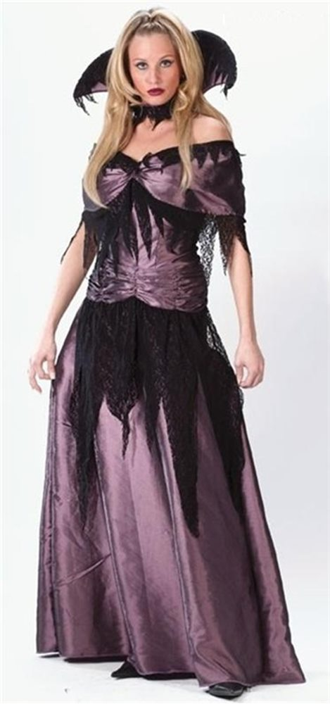 Picture of Amethyst Vampire Sexy Adult Costume