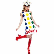 Picture of Twister Sexy Adult Womens Costume
