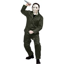 Picture of Rob Zombie Michael Myers Adult Mens Costume