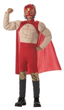 Picture of El Diablo Luchador Child Costume