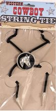 Picture of Cowboy Western String Tie