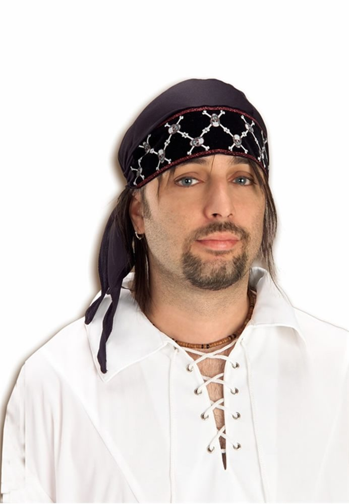 Picture of Pirate Headpiece Adult