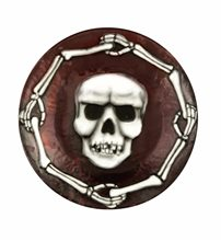 Picture of Bloody Skull Platter