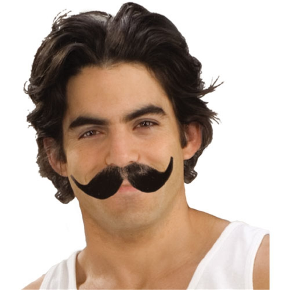 Picture of Full Winged Victorian Moustache