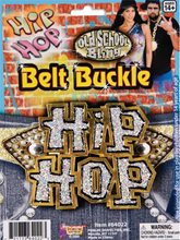 Picture of Hip Hop Belt Buckle