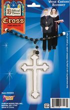 Picture of Catholic Cross Rosary Beads Necklace
