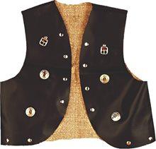 Picture of Studded Biker Vest