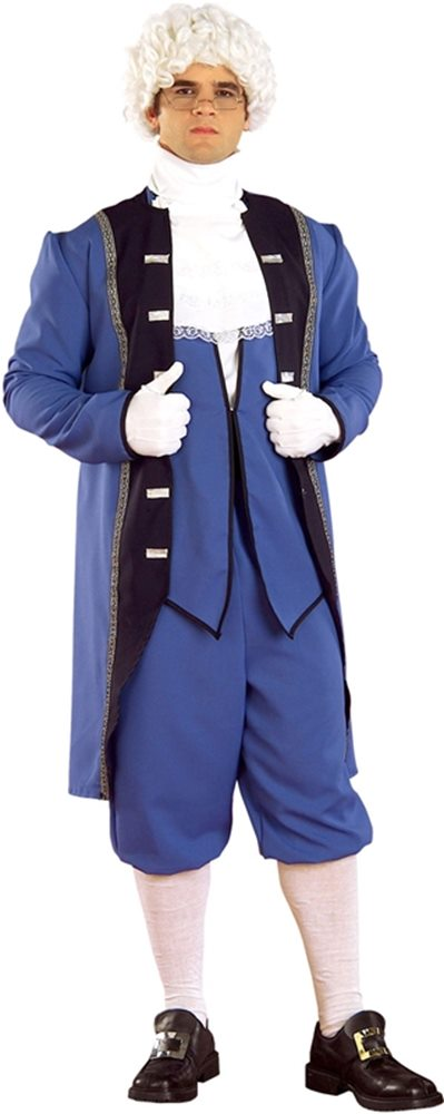 Picture of Colonial American Adult Mens Costume