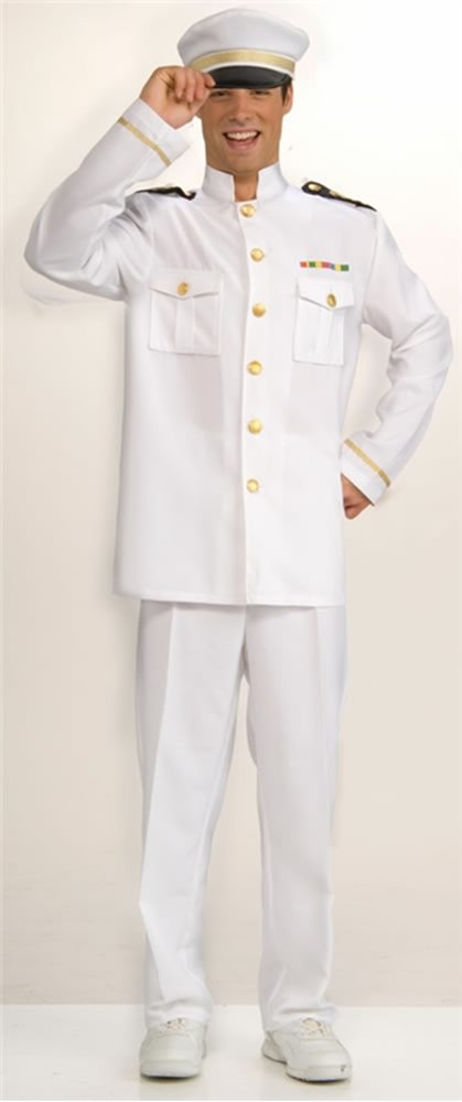 Picture of Captain Cruise Adult Costume