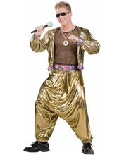 Picture of 80s Video Super Star Adult Costume