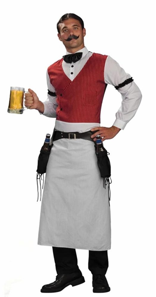 Picture of Wild Western Bartender Adult Costume