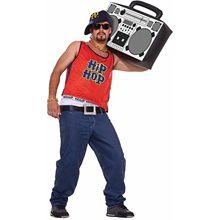 Picture of Hip-Hop Homeboy Adult Mens Costume