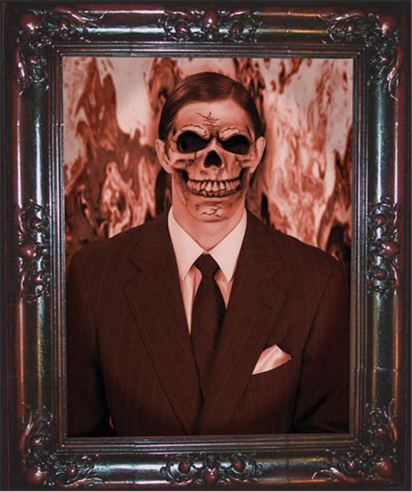 Picture of Haunted Gentleman Portrait