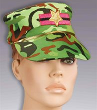 Picture of Combat Cutie Camo Adult Hat