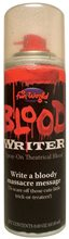 Picture of Blood Writer Spray Can