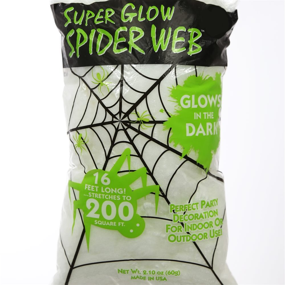 Picture of Spider Web Super Glow 1.76oz