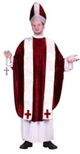 Picture of Cardinal Adult Mens Costume