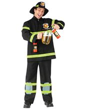 Picture of Party Fireman Adult Costume