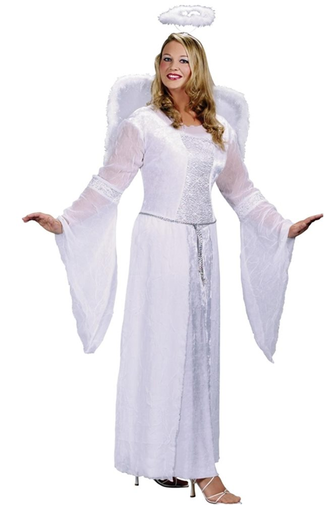 Picture of Heavenly Angel Plus Size Costume