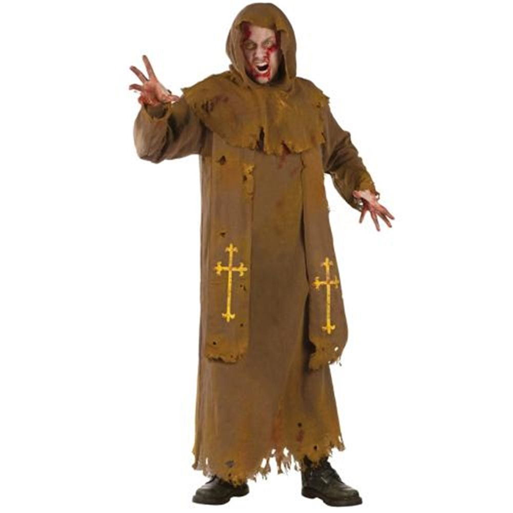 Picture of Zombie Monk Adult Costume