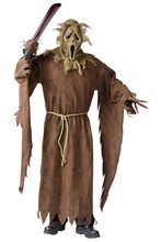 Picture of Scarecrow Ghost Face Adult Mens Costume
