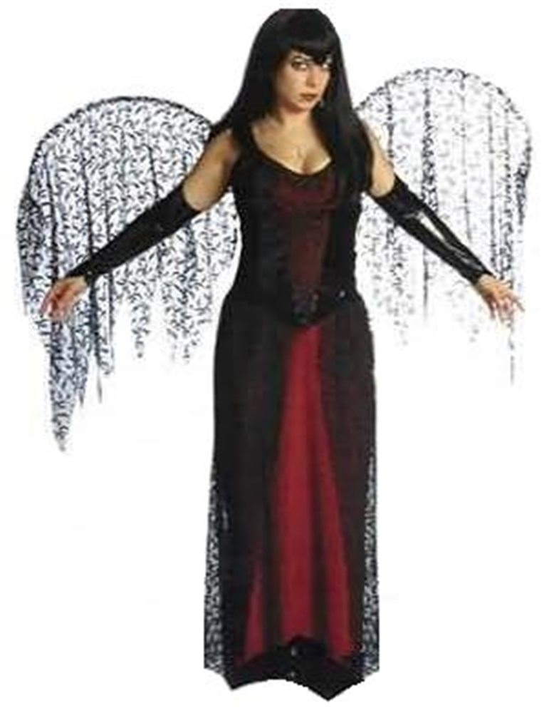Picture of Deluxe Goth Fairy Witch Adult Costume