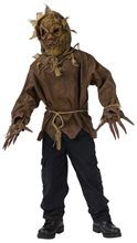 Picture of Evil Scarecrow Child Costume