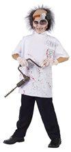 Picture of Dr. Killer Driller Dentist Child Costume