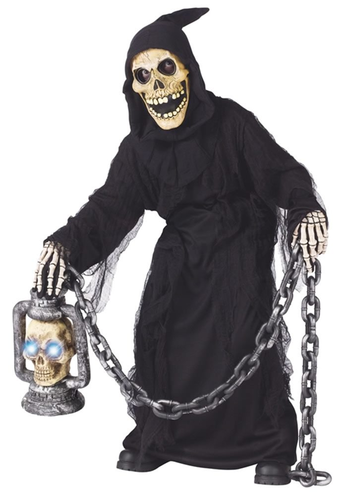 Picture of Grave Ghoul Child Costume