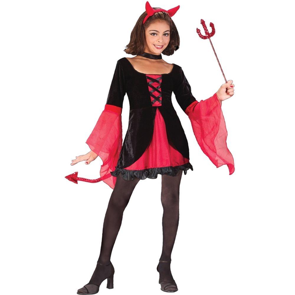 Picture of Dazzling Devil Child Costume