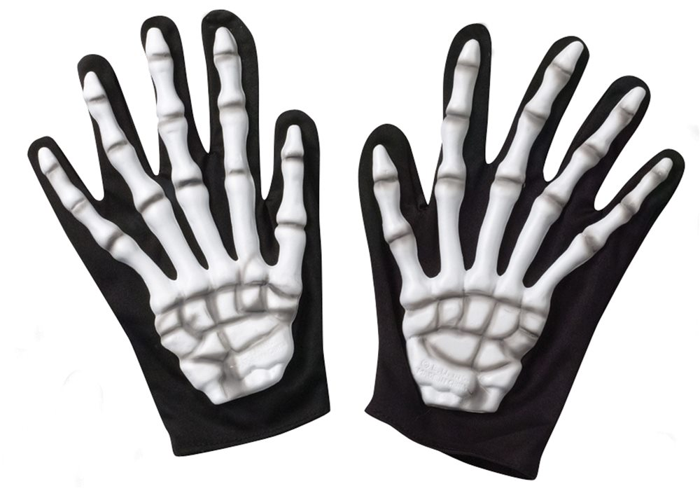 Picture of Skeleton Adult Gloves