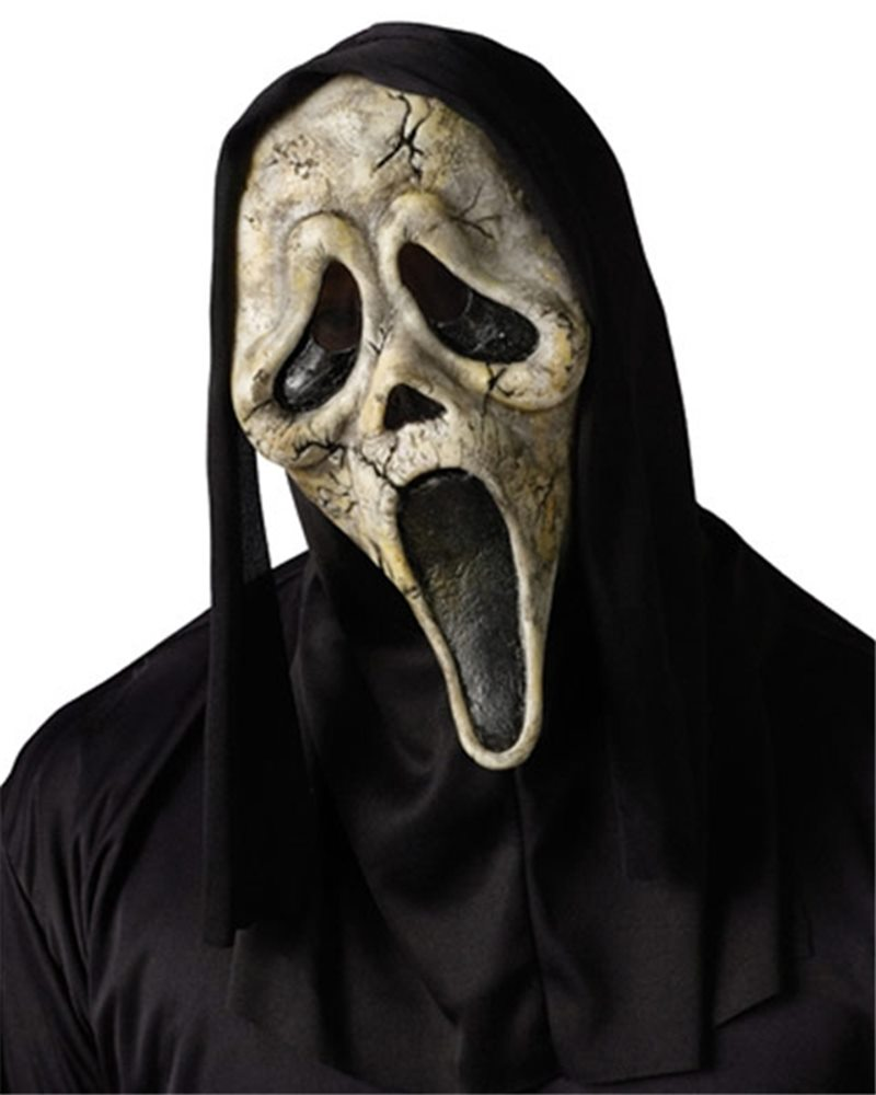 Picture of Ghost Face Zombie Adult Mask