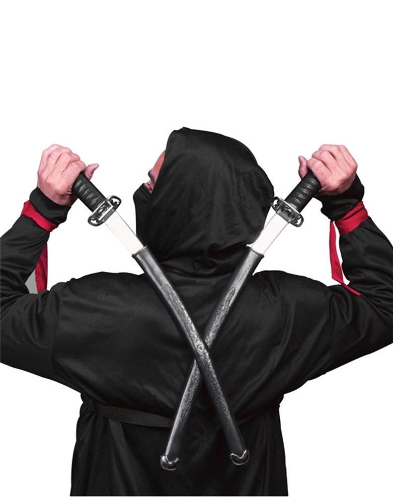 Picture of Double Ninja Sword Weapon