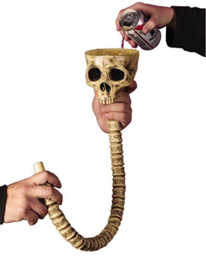 Picture of Skull Beverage Funnel