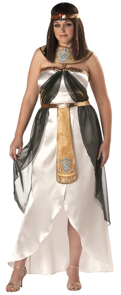 Picture of Queen of the Nile Plus Size Costume