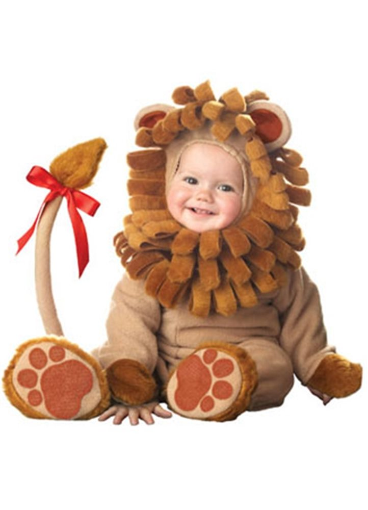 Picture of Little Lion Baby Costume