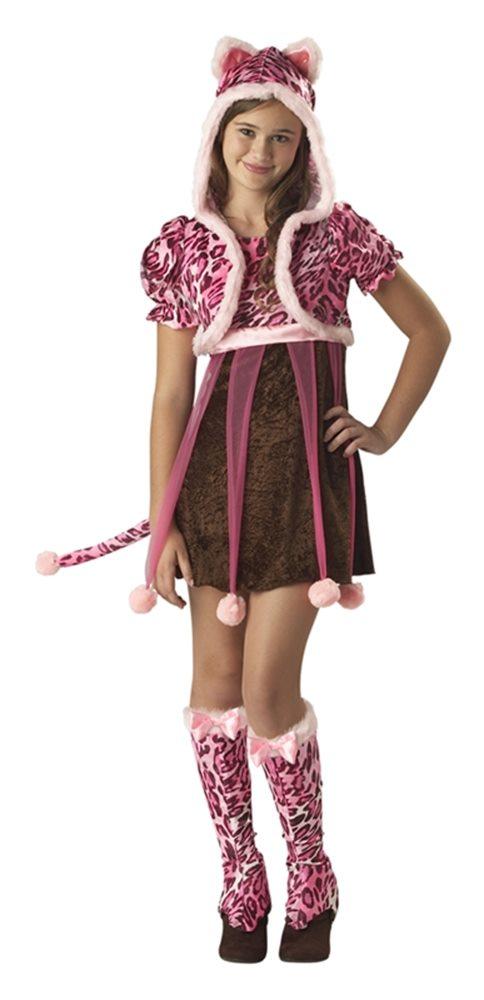 Picture of Kutie Kitten Tween Costume