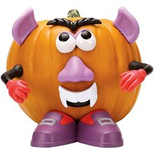Picture of Deluxe Mr. Potato Head Pumpkin Decorating Kit