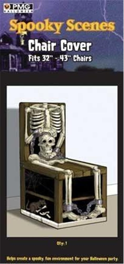 Picture of Deluxe Skeleton Chair Cover