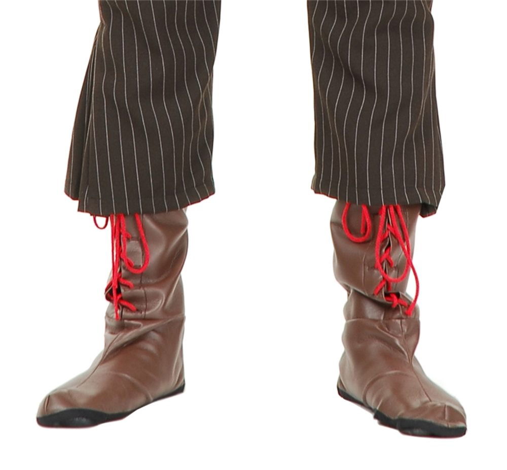 Picture of Mad Hatter Adult Boot Covers