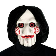 Picture of Saw Puppet Light-up Adult Mask