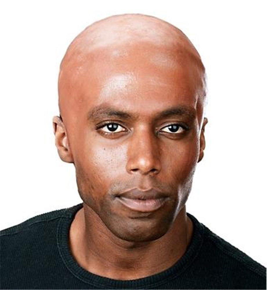 Picture of Dark Bald Cap
