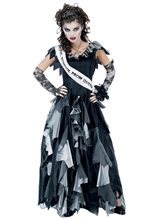 Picture of Zombie Prom Queen Adult Costume