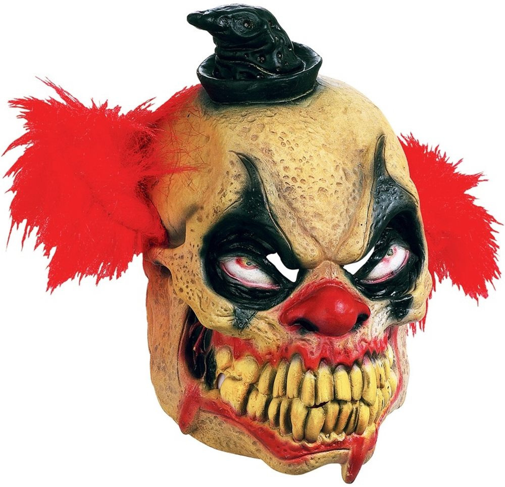Picture of Bludie the Clown Adult Mask