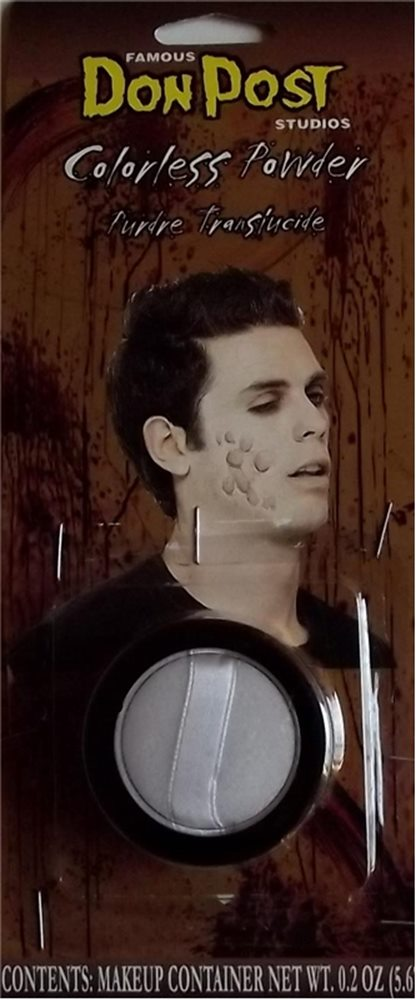 Picture of Don Post Colorless Powder Makeup
