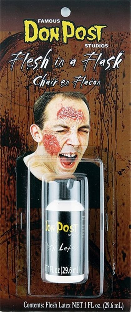 Picture of Don Post Flesh In A Flask Latex Makeup