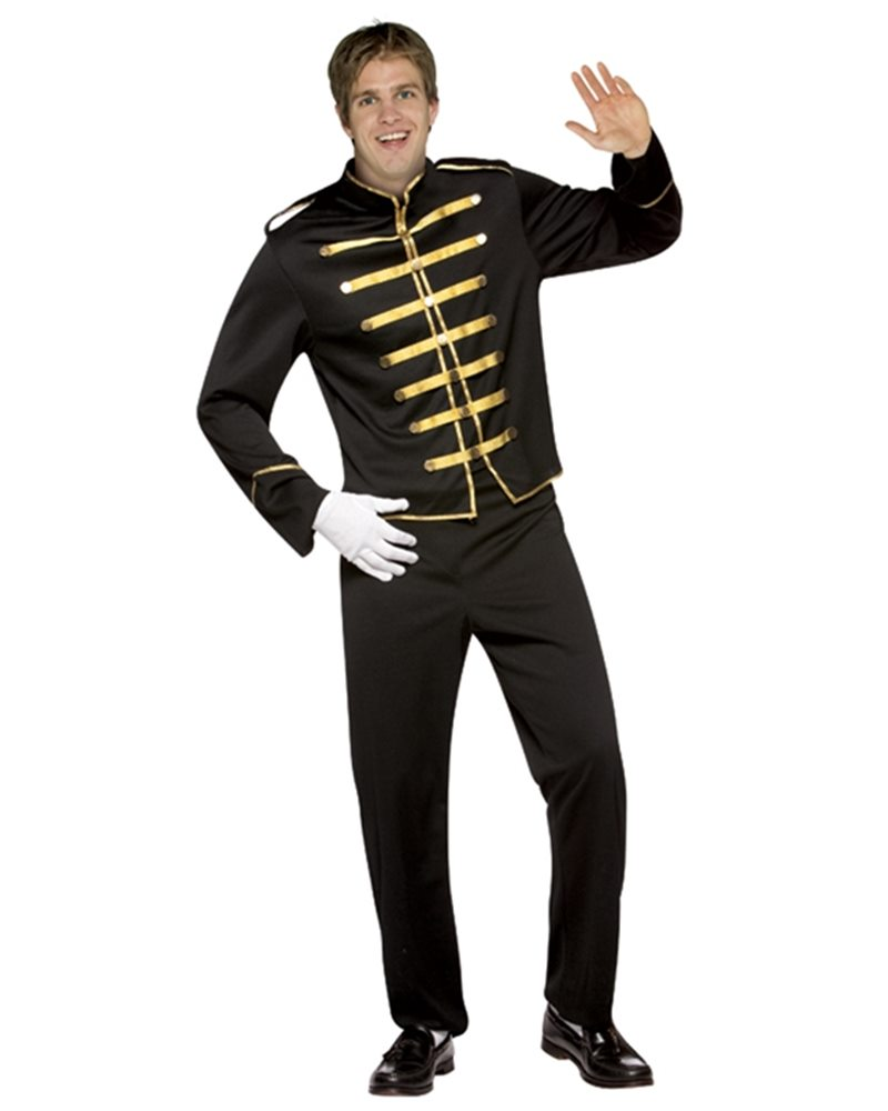 Picture of 80s Pop Star Adult Costume